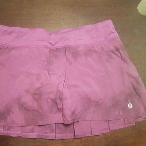 Lululemon Skirt - Purple Oil Slick